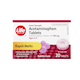 Life Brand Junior Strength Acetaminphen Tablets Rapid Melts Bubblegum 20 Tablets