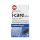 Life Brand I-Care plus Adult 50+ Eye AMD Vitamin and Mineral with Omega-3 Formula Softgels