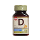 Life Brand Vitamin D 1000 IU Orange Chewable Tablets