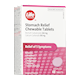 Life Brand Stomach Relief Chewable Tablets Original Flavour 48 Tablets