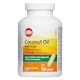 Life Brand Coconut Oil 1000 mg Extra Virgin Softgels