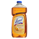 Lysol Complete Clean Multi-Surface Cleaner Fresh Orange 800mL