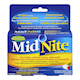 MidNite Natural Health Product with Melatonin & Herbs 30 Single Tablet Doses