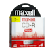Maxell Cd-R 80 Minutes Music 3 Discs