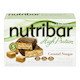 Nutribar High Protein Meal Replacement Bars Caramel Nougat 325g