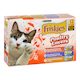 Purina Friskies Cat Food Poultry Lovers 12 x 156g Cans