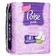Poise Pads Moderate Absorbancy Long Length 54 Pads