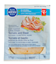 President's Choice Blue Menu Natural Choice Tomato and Basil Oven-Roasted Turkey Breast