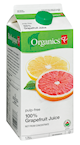PC Organics Pulp-Free 100% Grapefruit Juice not from Concentrate