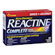 Reactine Allergy + Sinus Non-Drowsy 10 Tablets