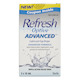 Refresh Optive Advanced Lubricant Eye Drops 2 x 10mL