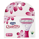 Schick Quattro for Women Razor Cartridges 4 Pack