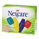 3M Nexcare Couleurs Vives Tissue Confortable 80 Pansements