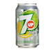 7 up Diet Carbonated Soft Drink 355mL