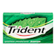 Trident Sugar-Free Gum Spearmint 14 Pieces