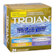 Trojan Naked Sensations Ultimate Collection Value Pack Lubricated Latex Condoms 24 Condoms