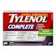 Tylenol Extra Strength Complete Cold, Cough & Flu 24 Caplets