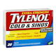 Tylenol Extra Strength Cold & Sinus 20 Caplets