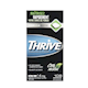 Thrive Gomme à La Nicotine Extra Fort Cool Menthe 4mg x 108 Morceaux