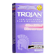 Trojan her Pleasure Ultra Ribbed Latex Condoms 12 Condoms