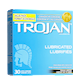 Trojan Lubrifiés Condoms Latex 30 Condoms