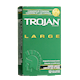 Trojan Large Condoms Latex 12 Condoms