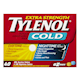 Tylenol Cold Extra Strength 24 Hour Convenience Pack 40 Tablets
