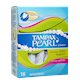 Tampax Pearl Pearl Tampons Super Fresh Scent 18 Tampons