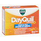 Vicks Dayquil Liquicaps Cold & Flu 16 Capsules