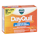 Vicks Dayquil Liquicaps Cold & Flu 24 Capsules