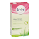 Veet Easygrip Ready to Use Wax Strips 40 Wax Strips + 4 Wipes