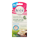Veet Natural Inspirations Facial Wax Strips 12 Wax Strips