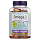 Webber Naturals Heart and Mind Triple Strength Omega-3 with Coq10 900 mg 80 Softgels