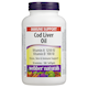 Webber Naturals Immune Support Cod Liver Oil 180 Softgels