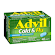 Advil Cold & Flu Analgesic + Antihistamine 40 Caplets