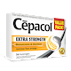 Cēpacol® Extra Strength Sucrose-Free Orange Sore Throat Lozenges, 36ct