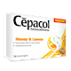 Cēpacol® Sensations Honey Lemon Sore Throat Lozenges, 36ct