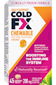 COLD-FX® Daily Support Orange Chewable