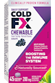 COLD-FX® Daily Support Grape Chewable
