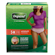 Depend Fit - Flex Incontinence Underwear for Women, Moderate Absorbency, S/M ,21 count