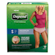 Depend Fit - Flex Incontinence Underwear for Women, Maximum Absorbency, Small, 19 count