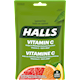HALLS DEFENSE Vitamin C Citrus 30pcs