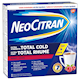 NeoCitran Total Cold Non-Drowsy Hot Liquid Medication Extra Strength Berry 10 pack