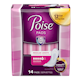 Poise Incontinence Pads, Maximum Absorbency, Regular, 14 Count