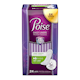 Poise Daily Incontinence Panty Liners, Very Light Absorbency, Long, 24 Count