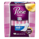 Poise Incontinence Pads, Moderate Absorbency, Long, 16 Count
