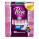 Poise Incontinence Pads, Moderate Absorbency, Regular, 20 Count