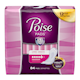 Poise Incontinence Pads, Maximum Absorbency, Long, 39 Count