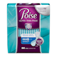 Poise Ultra Thin Incontinence Pads, Moderate Absorbency, Regular, Unscented, 66 Count