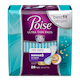 Poise Ultra Thin Incontinence Pads, Ultimate Absorbency, Unscented, Regular, 28 Count